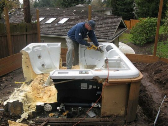 Spa Removal-Jackson Dumpster Rental & Junk Removal Services-We Offer Residential and Commercial Dumpster Removal Services, Portable Toilet Services, Dumpster Rentals, Bulk Trash, Demolition Removal, Junk Hauling, Rubbish Removal, Waste Containers, Debris Removal, 20 & 30 Yard Container Rentals, and much more!